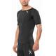 2XU Compression Maglietta da corsa Uomo nero